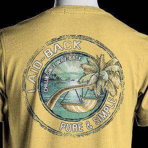 Comfort Colors Tropical Palm Preshrunk T-Shirt